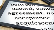 Counselling Agreement