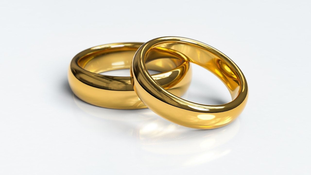 Wedding rings - Save My Marriage