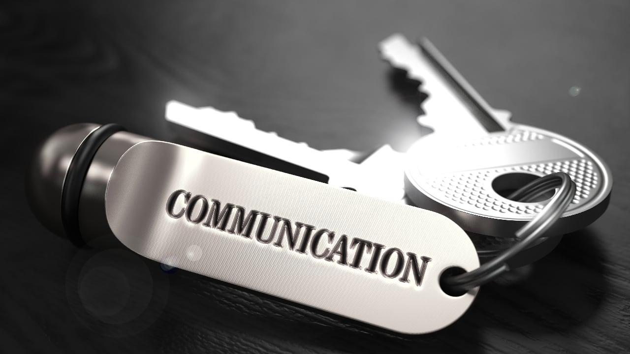 Keys to communication