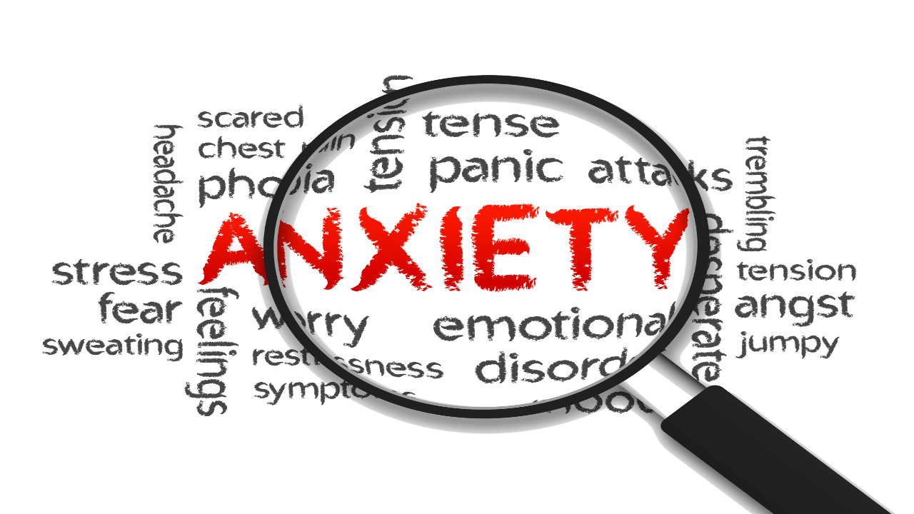 Examining Anxiety - Free online GAD-7 Generalised Anxiety Test
