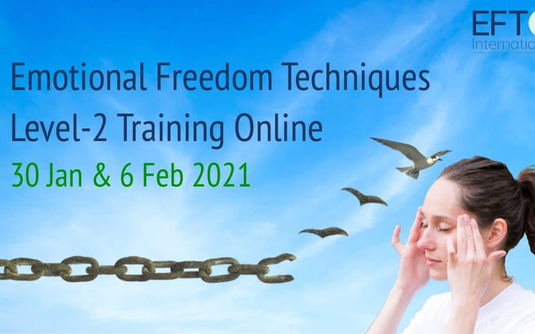 Emotional Freedom Technique Level-2 Training Online