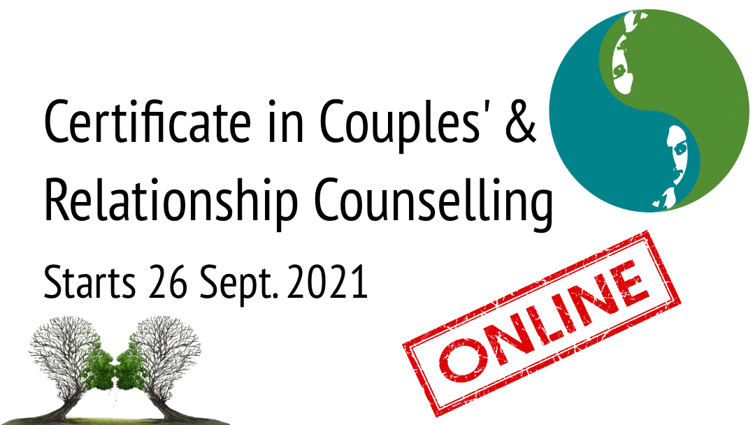 online certificate in couples counselling training 2021
